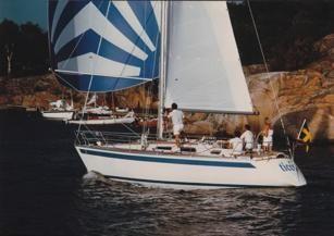 1990 Sweden Yachts Sweden Yachts 340
