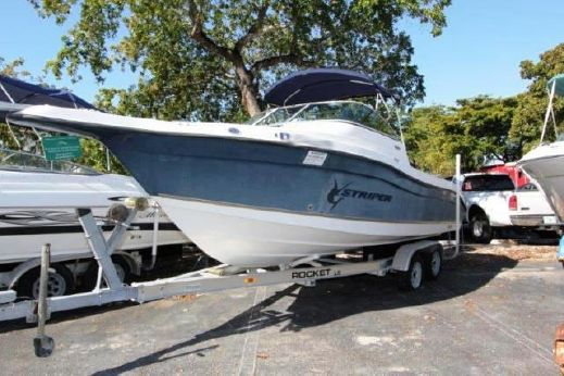 2006 Sea Swirl Striper 2301