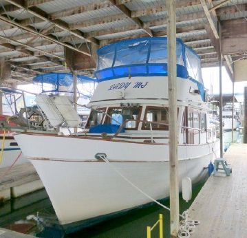 1977 Puget Trawler Double Cabin