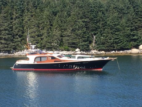 1985 Midnight Lace 52 foot Express