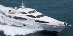 2010 Gulf Craft Majesty 121