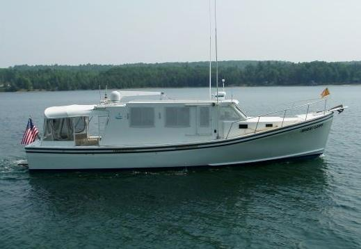 42 ft 2000 provincial lobsterboat