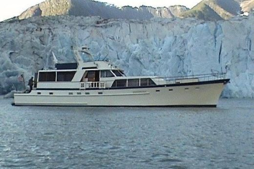 1973 Stephens Flybridge