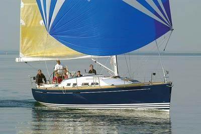 2003 X-Yachts X-43