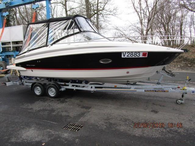 2015 Bayliner 742 Cuddy Power Boat For Sale - www yachtworld com