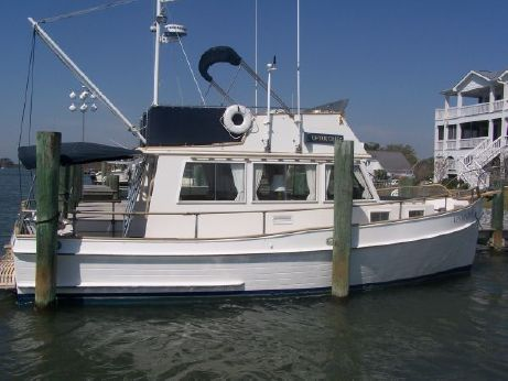 1985 Grand Banks Trawler