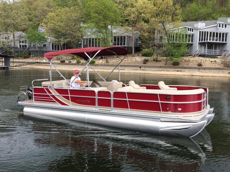Lake Ozark (MO) United States  city photos : 2015 South Bay 524 CPTR Power Boat For Sale www.yachtworld.com