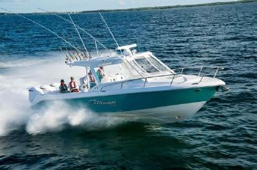 2016 Everglades 350 LX