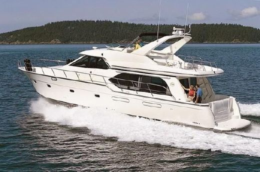 2001 Bayliner Pilothouse motoryacht