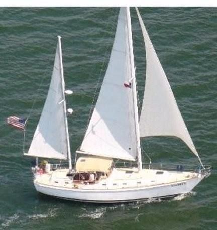 1982 Whitby Yachts Ketch Rig Sail Boat For Sale - www