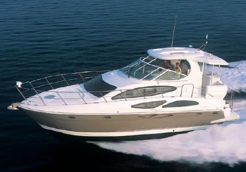 2008 Cruisers Yachts 415 Express Motoryacht