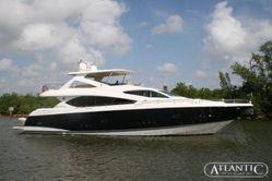 used 86 Sunseeker Yacht
