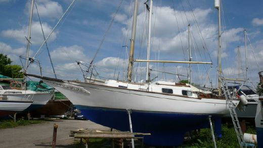 1972 Nantucket Clipper Yawl 31