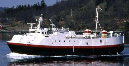 1969 Custom ROPAX Ferry