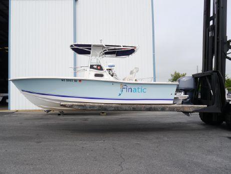 2007 Sea Strike 220 B Center Console