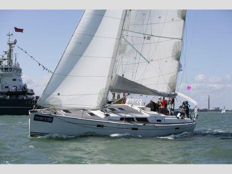 2008 Hanse 470e
