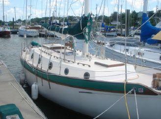 1976 Westsail 32'