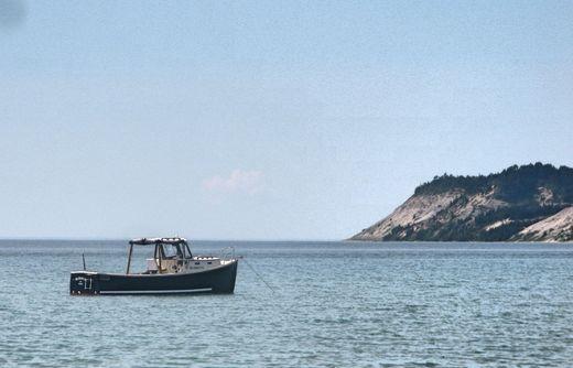 2002 Atlas Boat Works Pompano 21