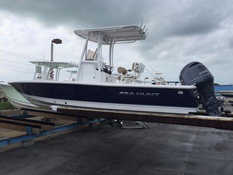 2016 Sea Hunt BX 22