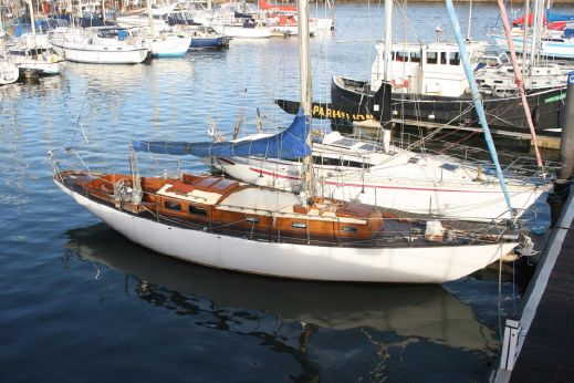 1964 Buchanan Bermudan Sloop