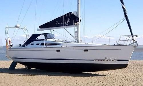 2007 Alliaura Marine Feeling 39 DI