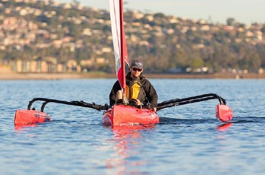2015 Hobie Mirage Adventure Island