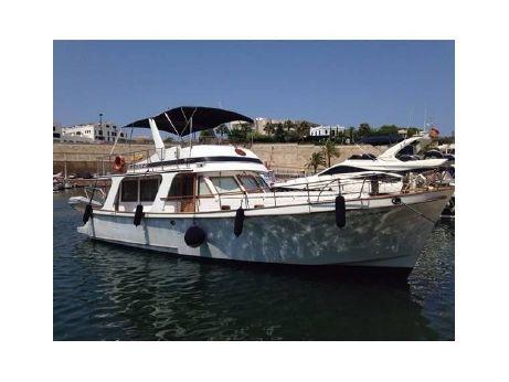 1988 Custom Blue Ocean 45