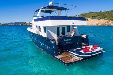 thumbnail photo 0: 2007 Trawler Blue Sailor Maxmara MY