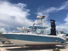 2020 Everglades 335cc Sky Blue
