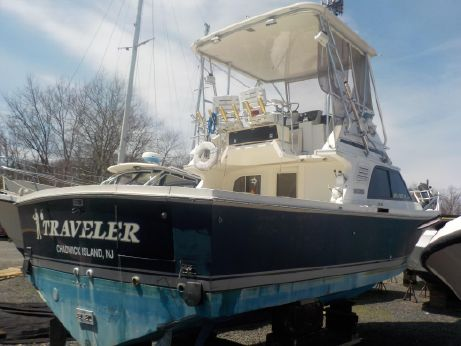 1993 Blackfin Flybridge