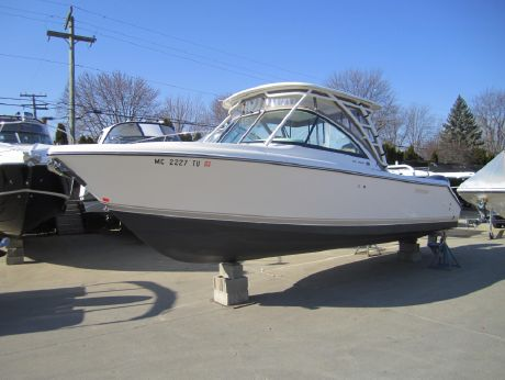 2015 Pursuit DC 265 Dual Console