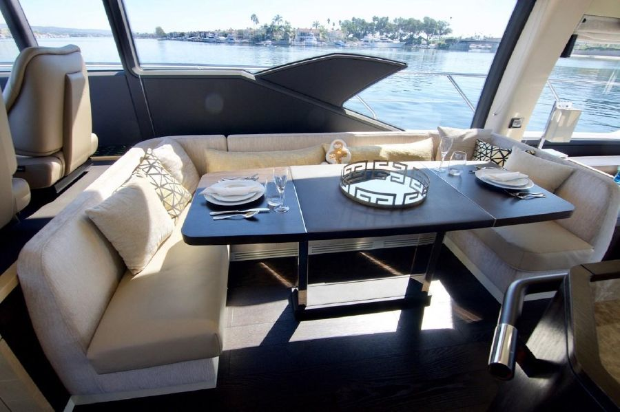 Azimut 66 Flybridge yacht for sale in Newport Beach