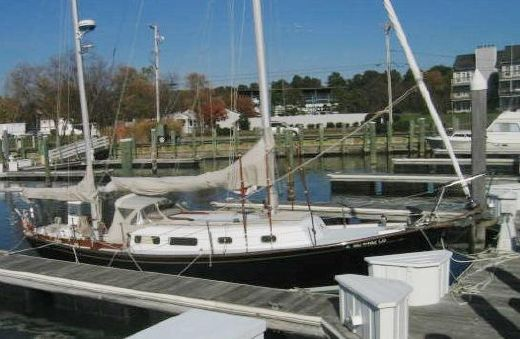 1969 Allied Seawind 30