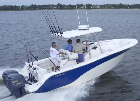 2013 Sea Fox 286 Commander