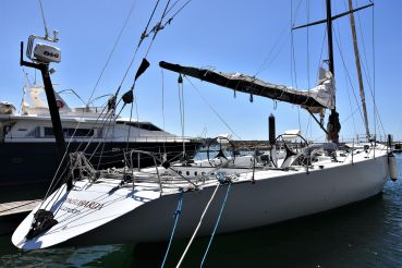 1989 Maxi Farr Yacht Design