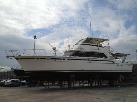 1982 Bertram 58 Motor Yacht