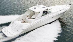 1998 Sea Ray 580 SS