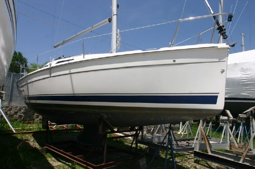 2008 Hunter Marine 27
