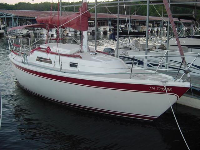 1981 CAL 25II Mk II Sail Boat For Sale - www yachtworld com
