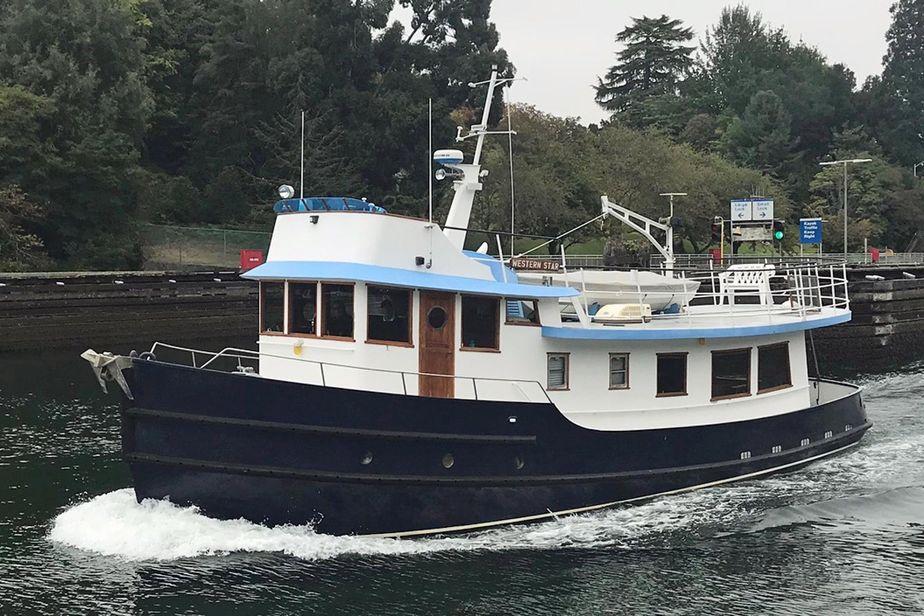 1987 custom western towboat company