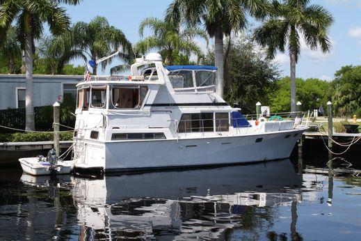 1987 Marine Trader Tradewinds 43