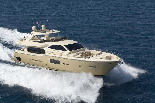 2008 Ferretti Yachts Altura 840