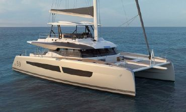 2021 Fountaine Pajot New 59