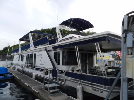 2003 Sunstar 16' x 73' Houseboat