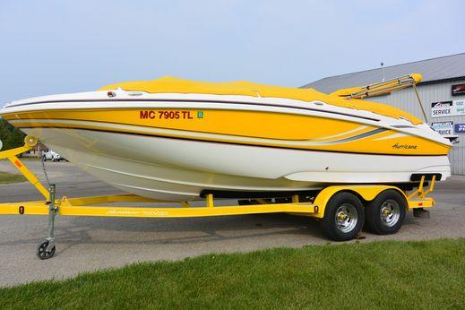 2012 Hurricane Sun Deck Sport 220