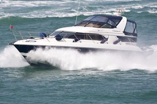 1997 Fairline phantom 43ac