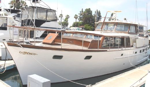 1962 Stephens Aft Cabin Motor Yacht