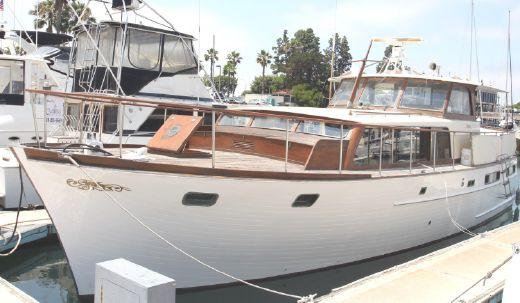 1962 Stephens Aft Cabin Motor Yacht