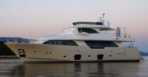 2011 Custom Line Navetta 26 Crescendo