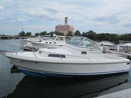 1988 Limestone 24' Express Cruiser